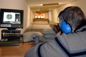 Schießstand der Schützengemeinschaft Altenhagen