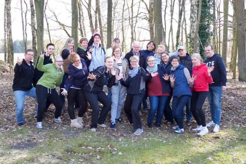 Spielmannszug Altenhagen auf Übungsfreizeit in Marwede Marwede, ein einsames Dorf mit eingeschränktem Handyempfang im Landkreis von Celle ist seit Jahren genau der richtige Ort für die Übungsfreizeit...