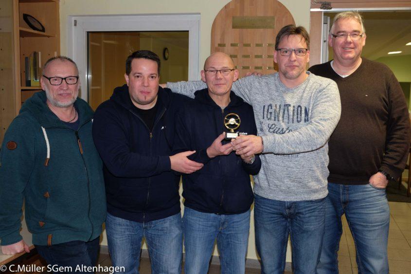 Freundschaft und Vereinswesen werden in der Schützengemeinschaft Altenhagen großgeschrieben. Anfang des Jahres veranstalten die Schützen daher ihr Freundschaftsschießen mit der Schützengesellschaft...