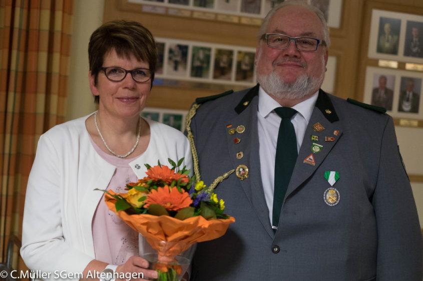 Große Beteiligung beim diesjährigen Wintervergnügen Am ersten Wochenende im Februar lädt die Schützengemeinschaft Altenhagen ihre Mitglieder und Gäste aus befreundeten Vereine zu ihrem Wintervergn...